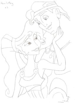 Herc and Meg by xxflyingfreexx