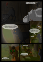 Claws Chapter 1 - An Unexpected Trip: pg 2 by Inky-Shade