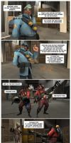 Strict Soldier's guide for MvM: Pyro by Menaria
