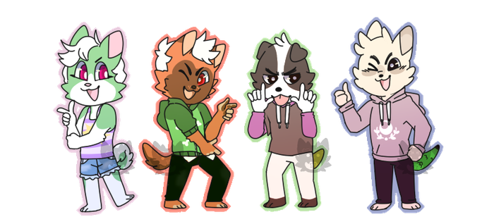 Neo cheebs 1/2 by Fox-mutts