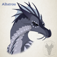 WoF H-a-D Day 33 - Albatross by xTheDragonRebornx