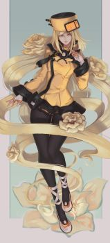 Millia Rage by softmode