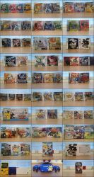 My Pokemon game collection by hiphoplate