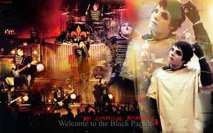 The Black Parade wallpaper 020 by saygreenday