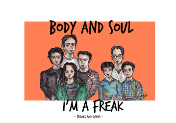 Freaks and Geeks (1999) - parte III by ThaisMelo