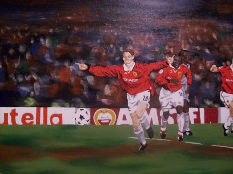 Manchester United by dolly-day-dream