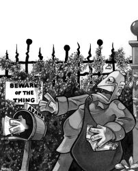 Beware of the Thing by Katie-O