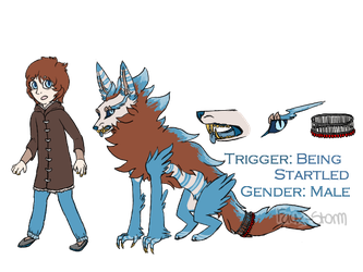 Werefuu Design Contest Entry by Faux-Storm