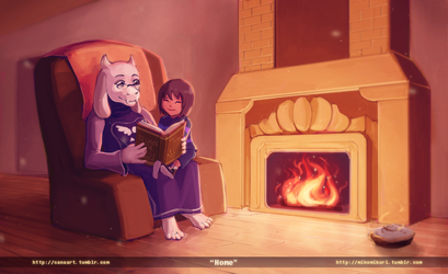 Home by fang
