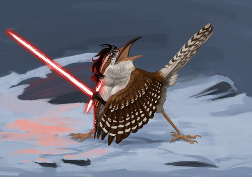 Kylo Wren by we-were-in-love