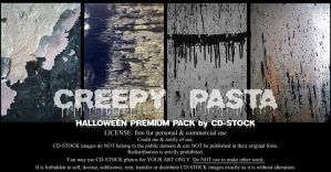 Creepy Pasta Premium Pack by CD-STOCK