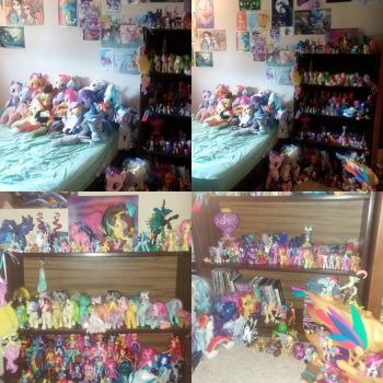 My Little Pony collection 2018 by KidHeart4