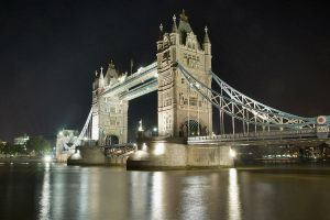 Tower Bridge HDR by Astroandre