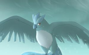 Articuno by All0412