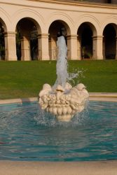 Fountains 01 by LinzStock