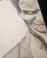 Why So Serious? -The Joker by CheesyCeleste