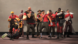 [SFM] Bread Fortress 2 by Rya-Sfm