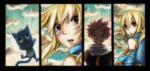 Fairy Tail 337 by Yachuri