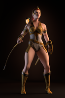 MOTU - New Teela 1 by paulrich