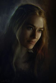 Cersei by dalisacg