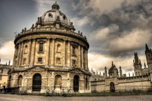 Magical Oxford I by lauchapos