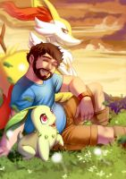 Pokemon Trainer by alanscampos