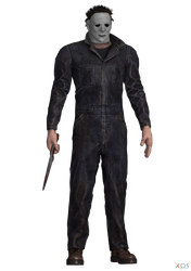Dead by Daylight: Michael Myers- The Shape. by OGLoc069