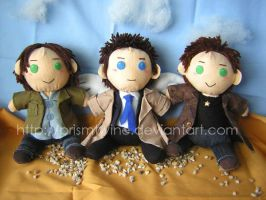 ::Commish::  Supernatural boys by prismtwine