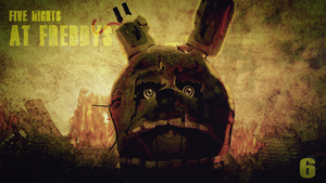 Five Nights at Freddy's 6: The Walking Dead by DS-Productions2