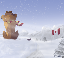Moving to Canada by Timitu