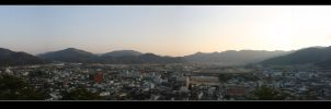 Panoramic Yamasaki 2 by stevezpj