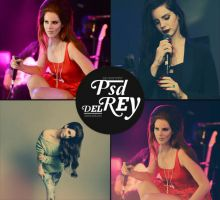 Del Rey - Psd by coral-m