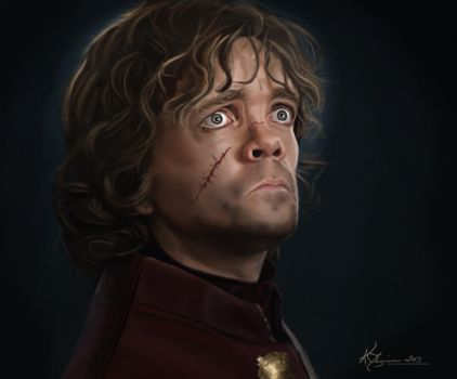 Tyrion by Indu-Art