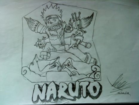 Naruto - Summoning by deathgliger