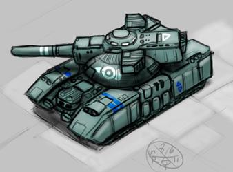 Tank by Norsehound