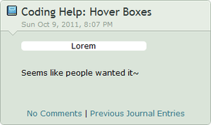 Coding Help: Hover Boxes by Illusion-Kat