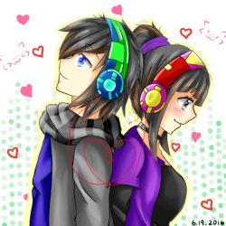 Special Request Couple by KinSendou