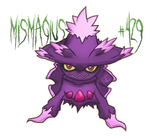 429 Mismagius - For Krazy-Kristy