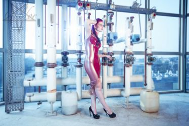 Cute industrial latex.2 02 by GuldorPhotography
