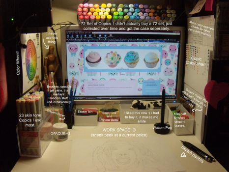Workspace by Leahzebelle
