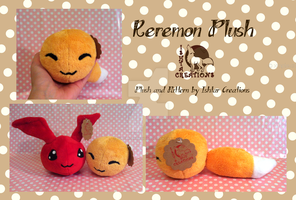 Reremon Plush by Ishtar-Creations