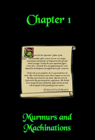 [SG04] Chapter 1 - Murmurs and Machinations by HalflingPony