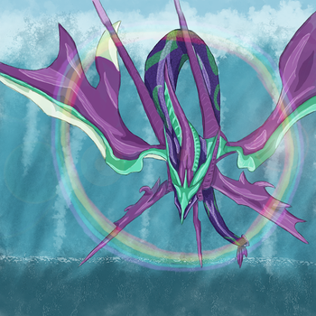 Leviathan ff9 by divinearchangel7