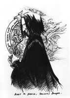 HP - Prof. Severus Snape by chilsong