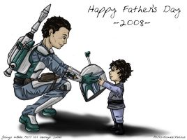 Happy Father's Day 2008 by HiddenMutation