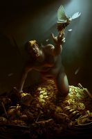 The Hunger of King Midas by EranFowler
