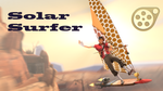 [SFM DL] Solar surfer from Treasure Planet movie by Optimus97