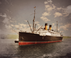 Journey to Oblivion by RMS-OLYMPIC