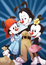 Animaniacs Reboot!! by mikmix