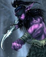 Illidan Stormrage - The illest by The-Switcher